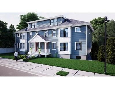 474 Hyde Park Ave. UNIT 1, Boston, MA 02131 - MLS#: 72590556