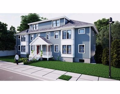 474 Hyde Park Ave. UNIT 2, Boston, MA 02131 - MLS#: 72590566