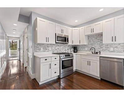 389 Centre St UNIT 3, Boston, MA 02122 - MLS#: 72594929