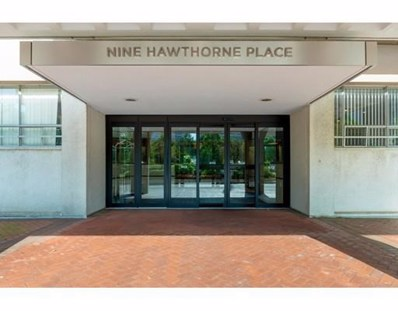 9 Hawthorne Place UNIT 14K, Boston, MA 02114 - MLS#: 72595516