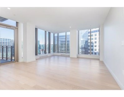 133 Seaport Boulevard UNIT 1708, Boston, MA 02210 - MLS#: 72597226