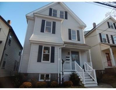 169 Sycamore St UNIT 3, Boston, MA 02131 - MLS#: 72597602