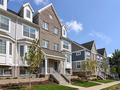 2572 West Towne Street UNIT 35, Ann Arbor, MI 48103 - MLS#: 3248112