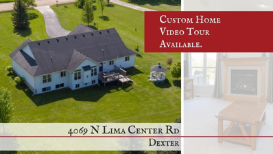 4069 N Lima Center Road, Dexter, MI 48130 - MLS#: 3257159