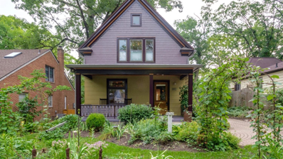807 Hutchins Avenue, Ann Arbor, MI 48103 - MLS#: 3259162