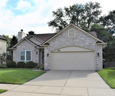 7481 Meadow Lane, Ypsilanti, MI 48197 - MLS#: 3260222