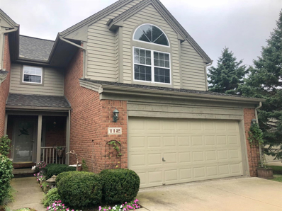 112 Village Place Drive UNIT 12, Chelsea, MI 48118 - MLS#: 3260267