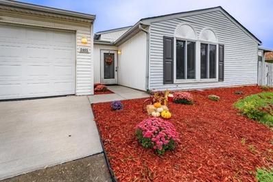 5465 New Meadow Drive, Ypsilanti, MI 48197 - MLS#: 3260867