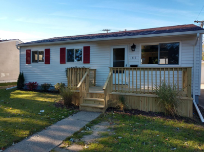 1335 Commonwealth Avenue, Ypsilanti, MI 48198 - MLS#: 3261183
