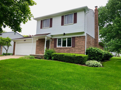 447 Old Creek Drive, Saline, MI 48176 - MLS#: 3263191