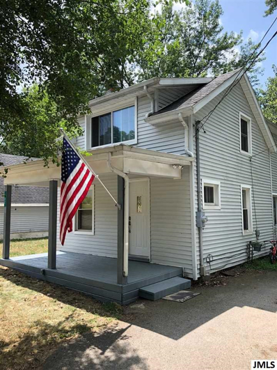 102 RIDGE ST, Jackson, MI 49203 - MLS#: 201802783