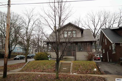 1114 4th ST, Jackson, MI 49203 - MLS#: 201803106