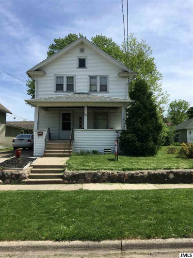 843 CENTER ST, Jackson, MI 49202 - MLS#: 201803285
