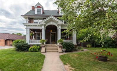 1504 GREENWOOD AVE, Jackson, MI 49203 - MLS#: 201803326