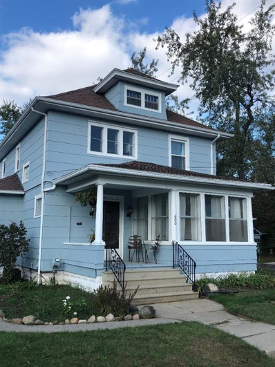 600 HARWOOD, Jackson, MI 49203 - MLS#: 201803848