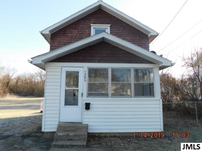 1205 N WATERLOO ST, Jackson, MI 49202 - MLS#: 201900397