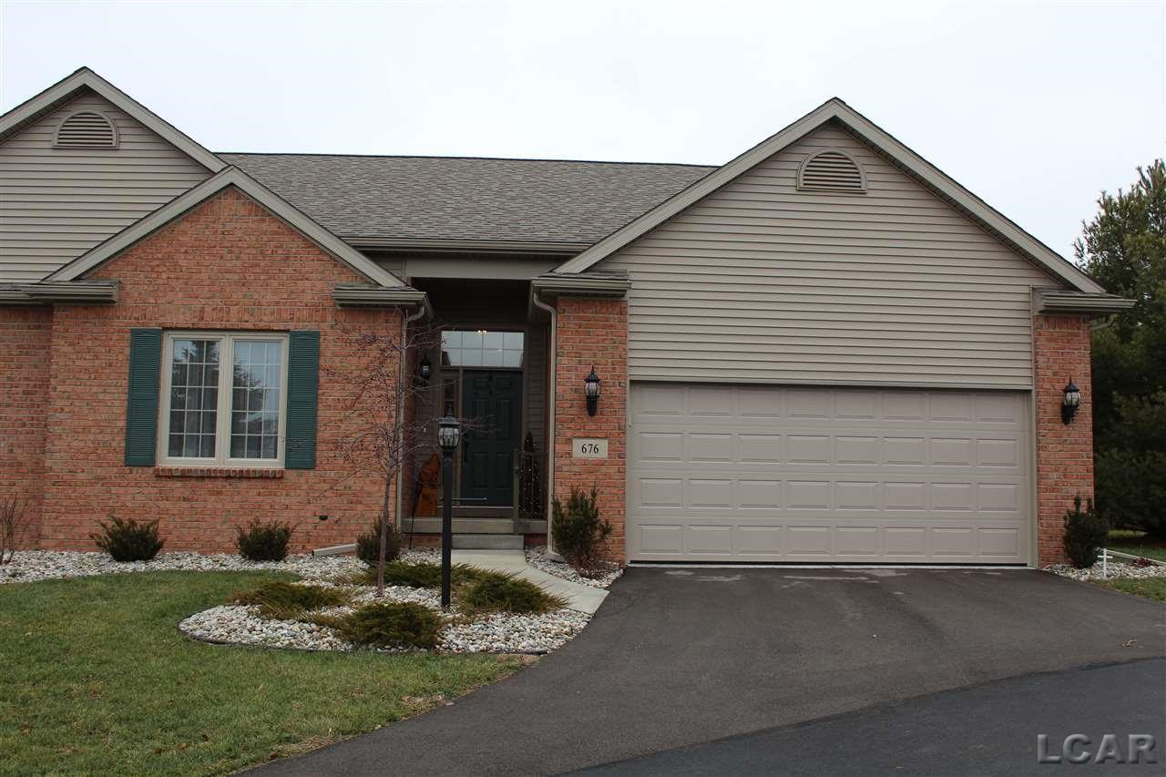 676 Korey's Circle, Blissfield (46026)