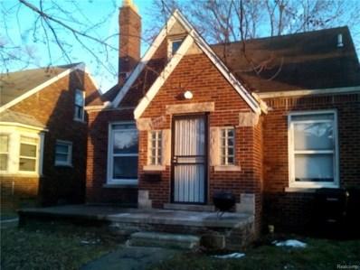 9242 MANISTIQUE, Detroit, MI 48224 - #: 21405647