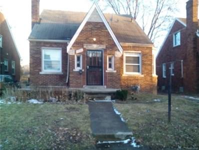 9184 MANISTIQUE, Detroit, MI 48224 - #: 21405871