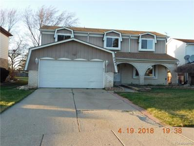 4341 BLOOMFIELD DR, Sterling Heights, MI 48310 - #: 21437524