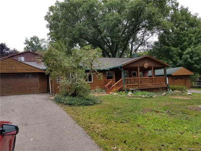 2640 LOON LAKE RD, Wixom, MI 48393 - #: 21509969