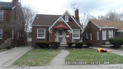 9733 SOMERSET AVE, Detroit, MI 48224 - #: 21512242