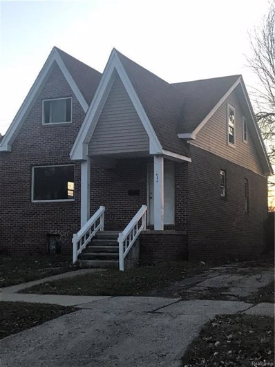 4177 BUCKINGHAM AVE, Detroit, MI 48224 - #: 21519785