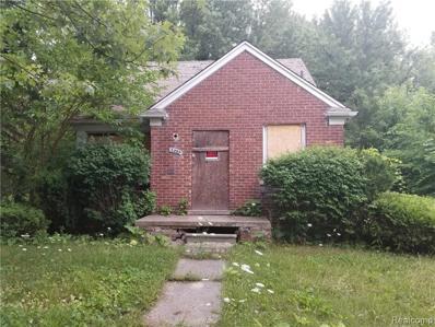 5772 WOODHALL ST, Detroit, MI 48224 - #: 21522217
