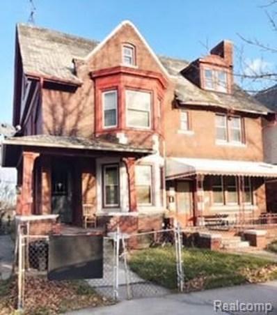 1196 GRAND BLVD, Detroit, MI 48211 - #: 21552064