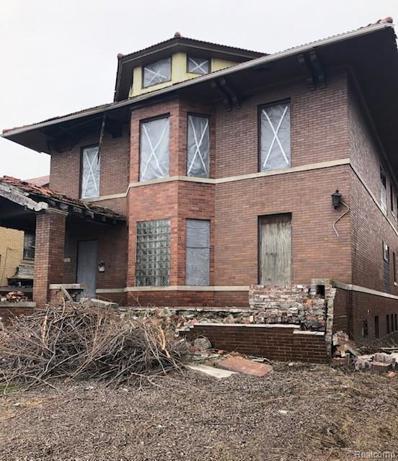1011 E GRAND BLVD, Detroit, MI 48207 - #: 21583139