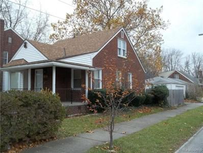 4017 BERKSHIRE ST, Detroit, MI 48224 - #: 21590550