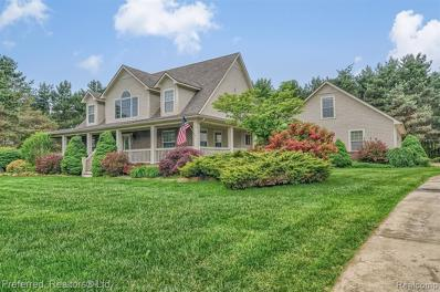 106 HOWLAND PINES DR, Oxford, MI 48371 - #: 21623902