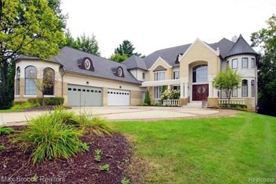 3425 W LONG LAKE RD, West Bloomfield, MI 48323 - #: 21643448