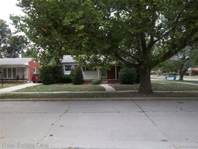 6343 DWIGHT ST, Dearborn Heights, MI 48127 - #: 21649176