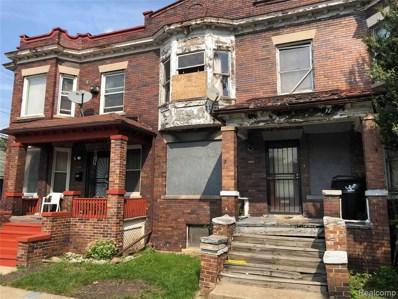 11614 JOHN R ST, Detroit, MI 48202 - #: 21659989
