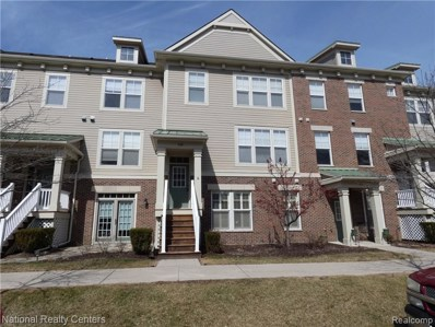 368 RED RYDER DR, Plymouth, MI 48170 - #: 21664671