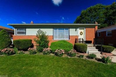 21561 Arrowhead Street, Saint Clair Shores, MI 48082 - #: 31359840