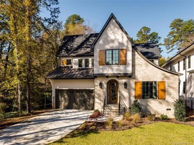 407 Wonderwood Drive, Charlotte, NC 28211 - MLS#: 3338845