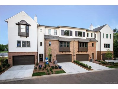 4046 City Homes Place UNIT 11, Charlotte, NC 28209 - MLS#: 3357841