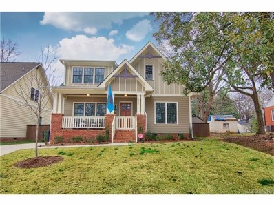 917 Lunsford Place, Charlotte, NC 28205 - MLS#: 3361898