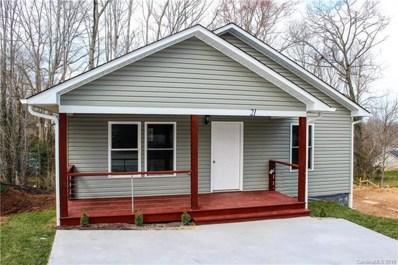 21 Chapel Park Place UNIT 6, Asheville, NC 28803 - MLS#: 3368004