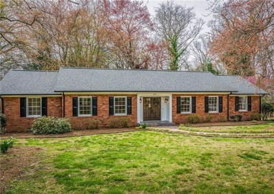 845 14th Avenue NW, Hickory, NC 28601 - MLS#: 3375972