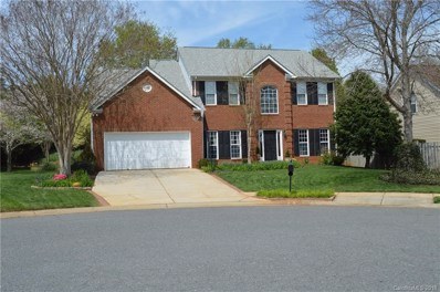 10932 Chamberlain Hall Court UNIT 17, Charlotte, NC 28277 - MLS#: 3378241