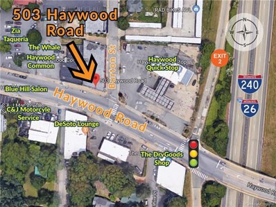 Haywood UNIT 503, Asheville, NC 28806 - MLS#: 3378579