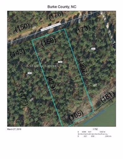 2446 W Paradise Harbor Drive UNIT 13, Connelly Springs, NC 28612 - MLS#: 3378614
