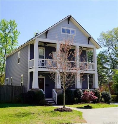 3702 Oakwood Avenue, Charlotte, NC 28205 - MLS#: 3378680