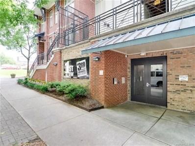 1101 W 1st Street UNIT 308, Charlotte, NC 28202 - MLS#: 3382081