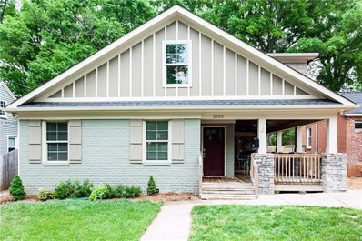 2320 Barry Street, Charlotte, NC 28205 - MLS#: 3385491