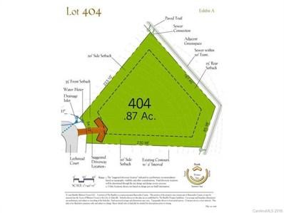 129 Lochstead Court UNIT 404, Asheville, NC 28803 - MLS#: 3395171