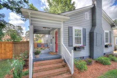 3622 Oakwood Avenue, Charlotte, NC 28205 - MLS#: 3395465